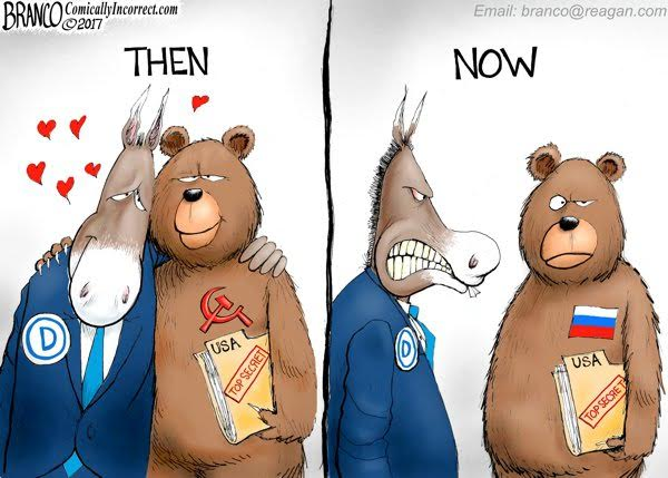 Democrats and Russia