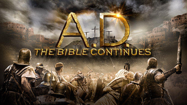 AD - The Bible Continues